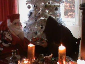 Father Christmas and The Stinking Shadow